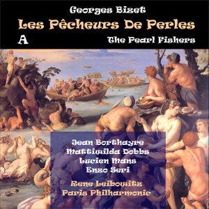 Paris Philharmonic 歌手頭像