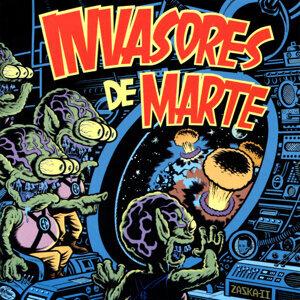Invasores de Marte 歌手頭像