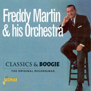 Freddy Martin & his Orchestra 歌手頭像