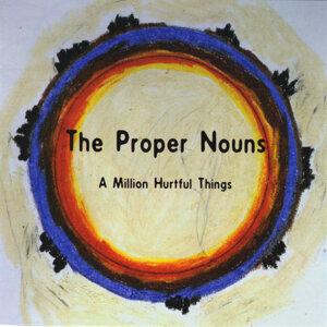 The Proper Nouns 歌手頭像