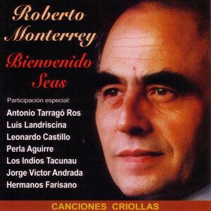 Roberto Monterrey 歌手頭像