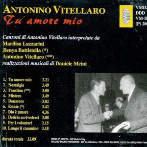Antonino Vitellaro 歌手頭像