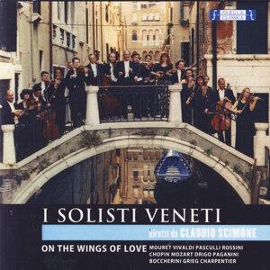 Claudio Scimone - I Solisti Veneti 歌手頭像
