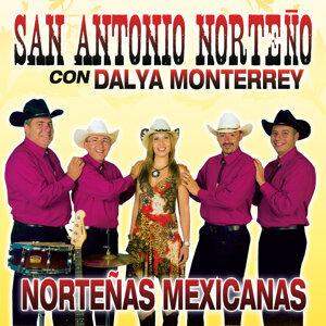 San Antonio Norteño|Dalya Monterrey 歌手頭像