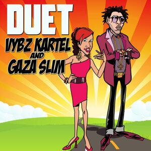 Vybz Kartel, Gaza Slim 歌手頭像