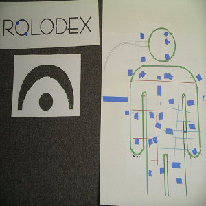Rolodex 歌手頭像