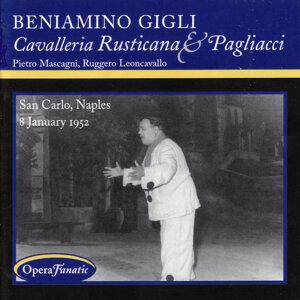 L' Orchestra del Teatro di San Carlo, Naples 歌手頭像