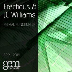 Fractious, JC Williams 歌手頭像