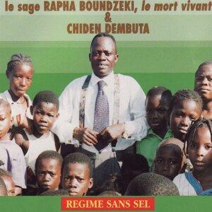 Rapha Boundzeki, Chiden Dembuta 歌手頭像