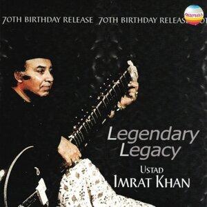Ustad Imrat Khan 歌手頭像