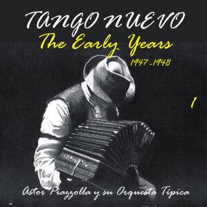 Astor Piazzolla y Su Orquesta  Típica
