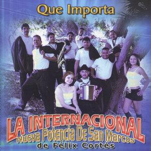 La Internacional Nueva Potencia de San Marcos de Félix Cortés 歌手頭像
