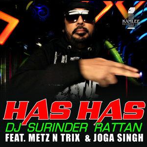 DJ Surinder Rattan 歌手頭像