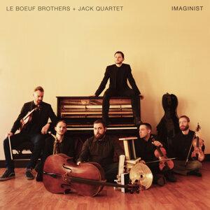JACK Quartet 歌手頭像