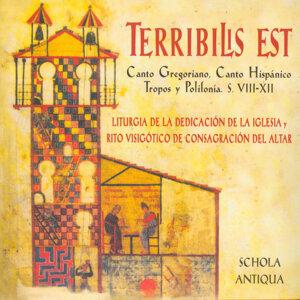 Schola Antiqua, Juan Carlos Asensio Palacios 歌手頭像