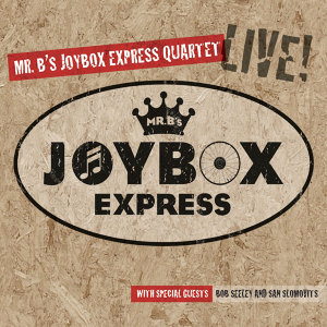 Mr. B's Joybox Express Quartet 歌手頭像