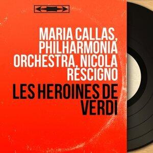 Maria Callas, Philharmonia Orchestra, Nicola Rescigno