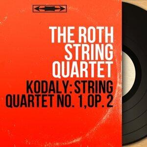 The Roth String Quartet 歌手頭像