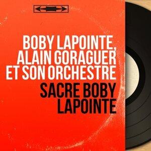 Boby Lapointe, Alain Goraguer et son orchestre 歌手頭像