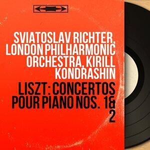 Sviatoslav Richter, London Philharmonic Orchestra, Kirill Kondrashin 歌手頭像
