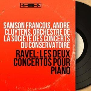 Samson François, André Cluytens, Orchestre de la Société des concerts du Conservatoire