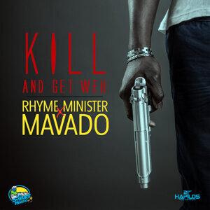 RHYME MINISTER MAVADA 歌手頭像