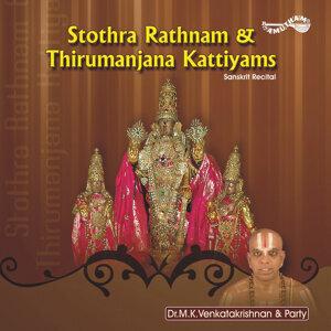 M A Venkata Krishnan 歌手頭像