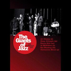 Dizzy Gillespie|Thelonious Monk|Art Blakey 歌手頭像