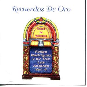 Felipe Rodríguez y Trío Los Antares 歌手頭像
