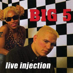 Big Five 歌手頭像