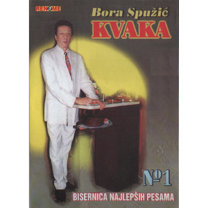 Bora Spuzvic Kvaka 歌手頭像