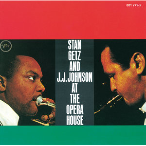 Stan Getz,J.J. Johnson