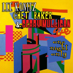 Lee Konitz, Chet Baker, Gerry Mulligan 歌手頭像