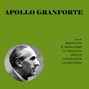 Apollo Granforte 歌手頭像