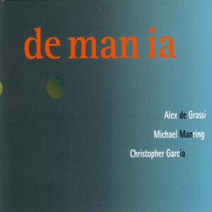 Demania (de Grassi/Manring/Garcia Trio) 歌手頭像