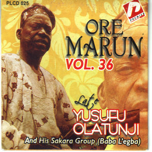 Yusufu Olatunji & His Group  (Baba L'Egba) 歌手頭像