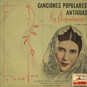Federico García Lorca & La Argentinita 歌手頭像