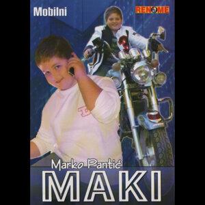 Marko Pantic-Maki 歌手頭像