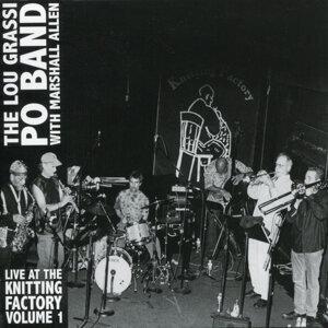 The Lou Grassi Po Band 歌手頭像