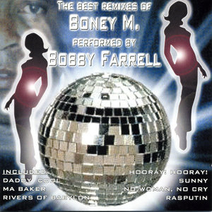 Bobby Farrell from Boney M.