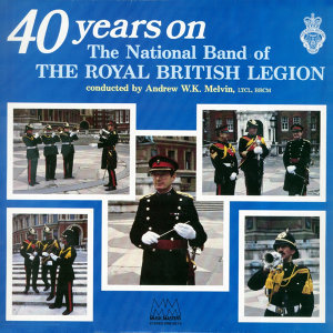 The National Band of the Royal British Legion 歌手頭像