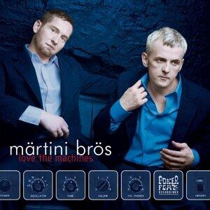 Martini Bros 歌手頭像