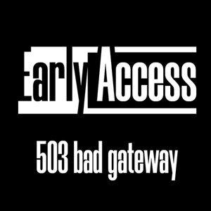 503 bad gateway アーティスト写真