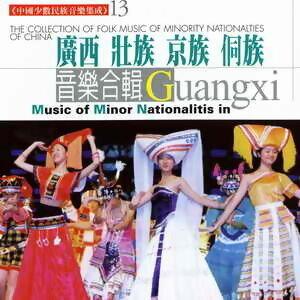 廣西壯族 京族 侗族音樂合輯 歌手頭像