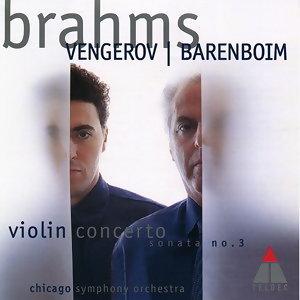 Maxim Vengerov, Daniel Barenboim and Chicago Symphony Orchestra 歌手頭像