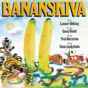 Bananskivan