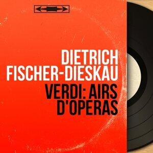 Dietrich Fischer-Dieskau 歌手頭像