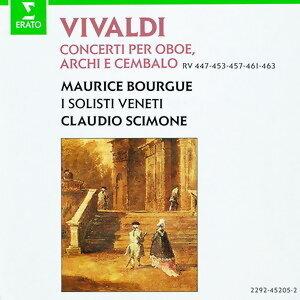 Maurice bourgue, Claudio Scimone & I Solisti Veneti 歌手頭像