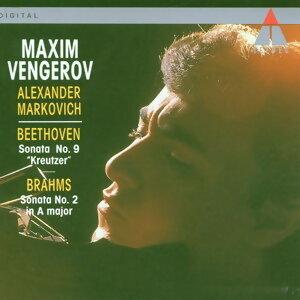 MAXIM VENGEROV / ALEXANDER MARKOVICH 歌手頭像
