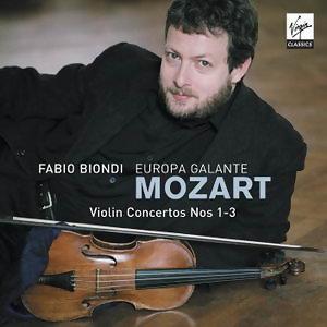 Fabio Biondi/Europa Galante (畢昂迪〈小提琴,指揮〉華麗的歐洲古樂團)